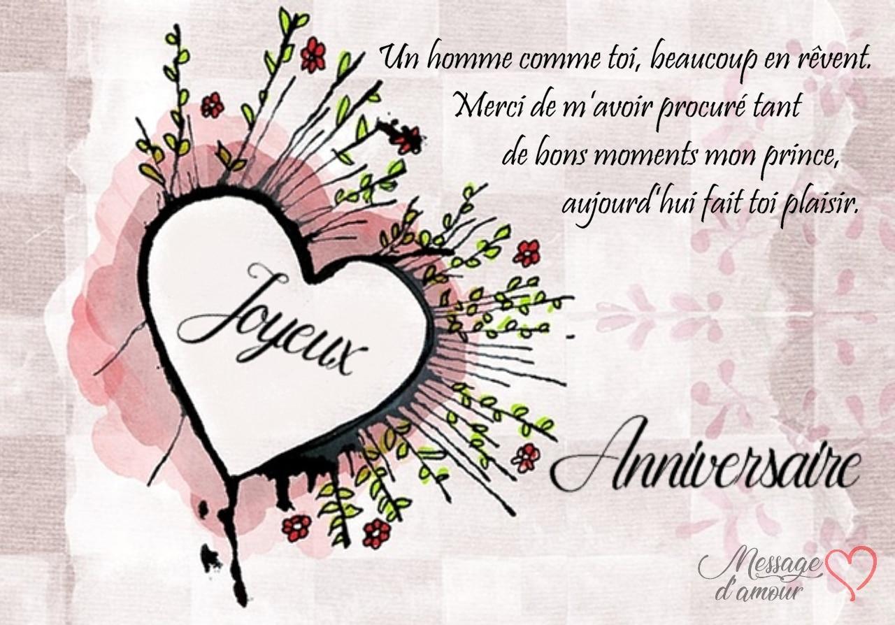 Adipower Souhaiter Un Bon Anniversaire Pour Mon Amour