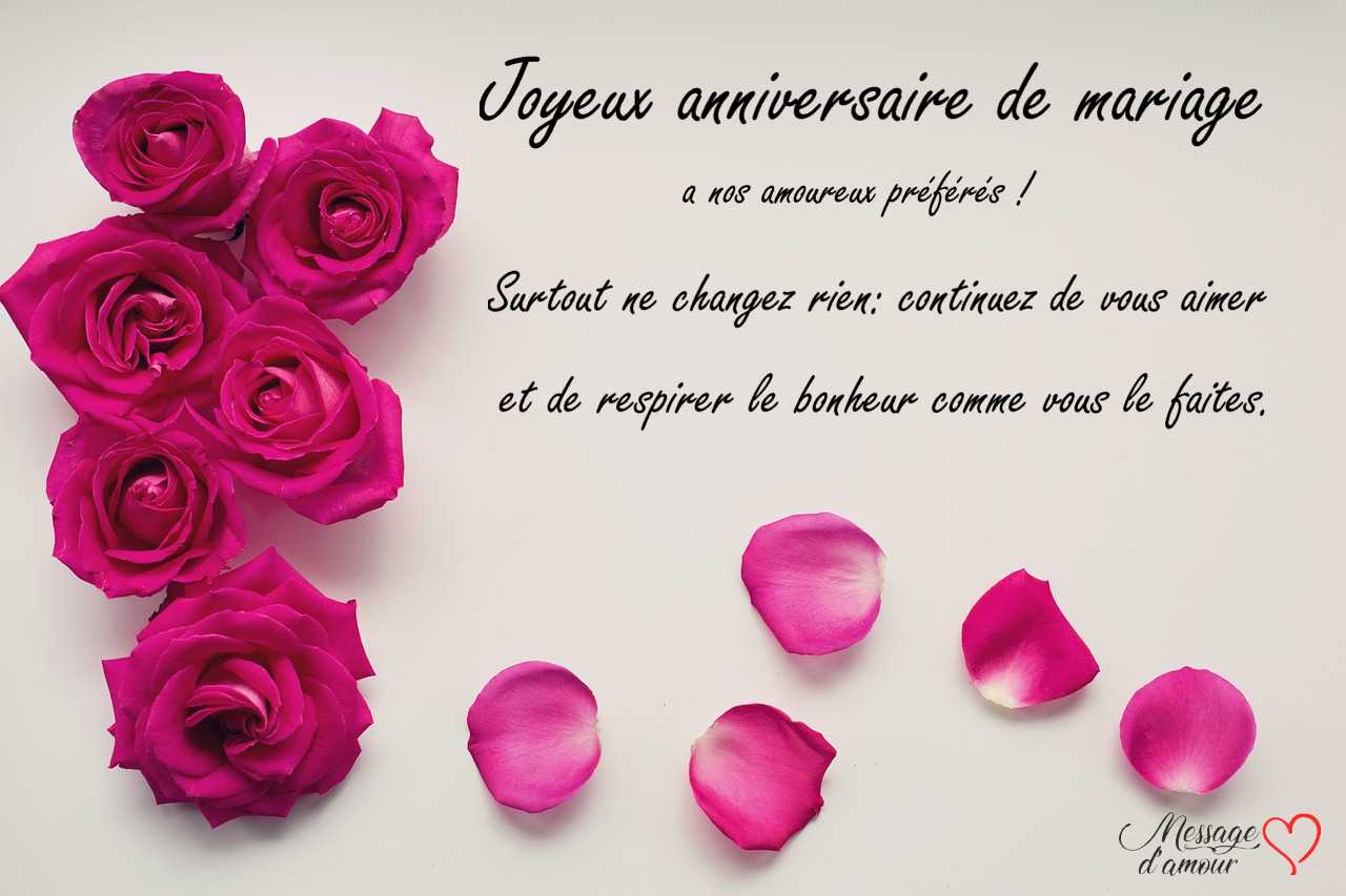 Texte Anniversaire De Mariage 1 An How To Be Winner In