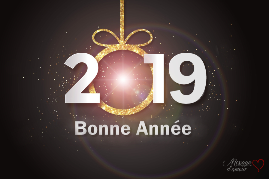 Bonne Année 2019 Des Textes De Voeux Message Damour