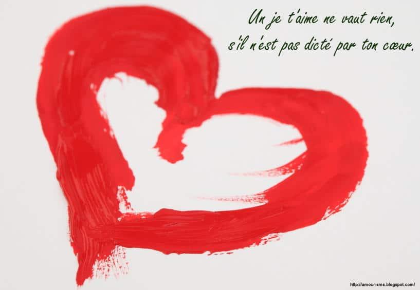 Proverbes et citations d 39 amour en images message d 39 amour - Dessin sur l amour ...