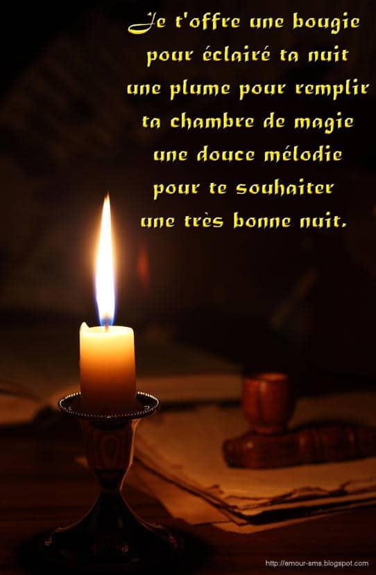 Message Bonne Nuit Mon Amour Message Damour