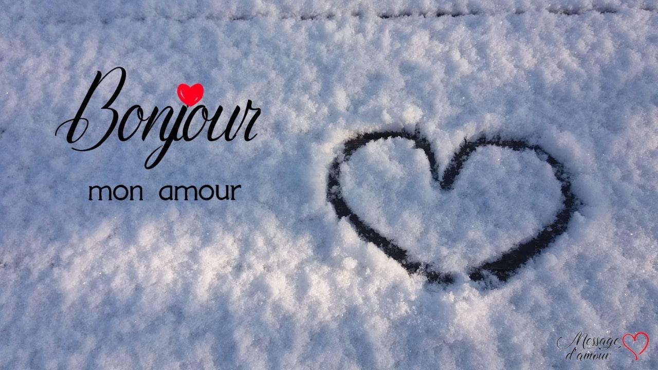 Petits Poèmes Pour Dire Bonjour à Sa Chérie Message Damour