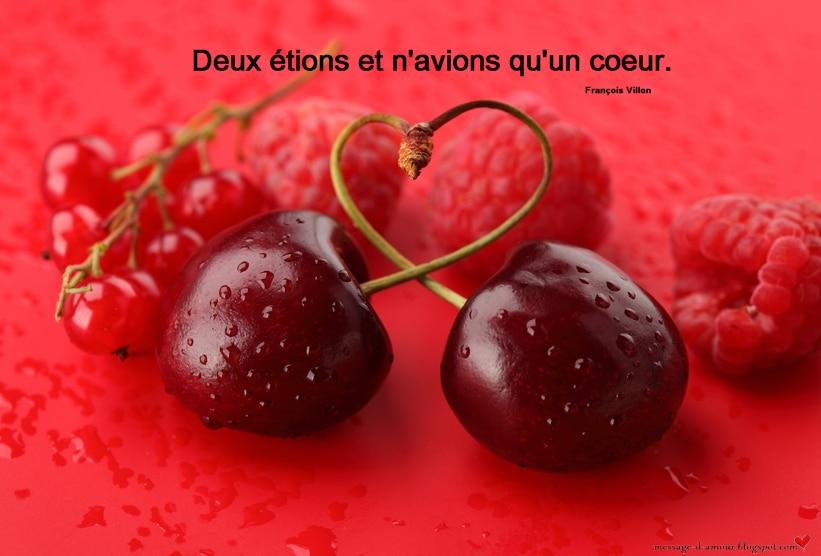 Citations sur le coeur et l 39 amour message d 39 amour - Ceour d amour ...