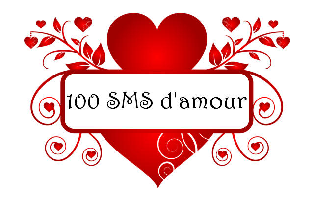 Top 100 Sms Damour 1er Partie Message Damour