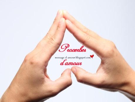 Beaux proverbes d'amour