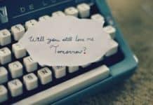 mot d amour