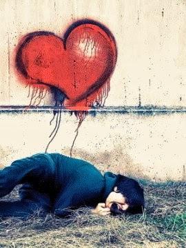 Paroles D Un Cœur Brisé Message D Amour