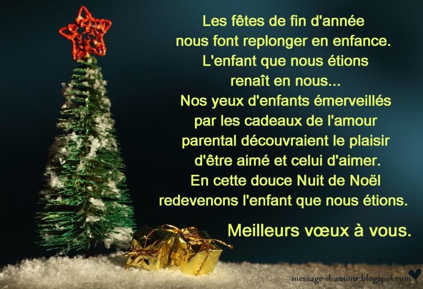 Carte de voeux joyeux Noel 05
