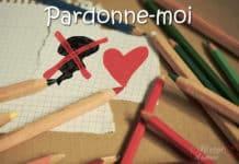 Demander Pardon à Son Amour Message Damour