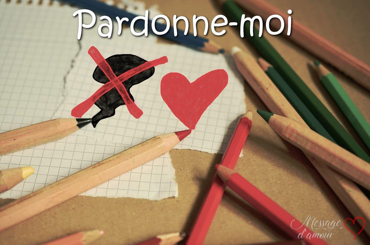 Sms Pour Dire Désolé Mon Amour Message Damour