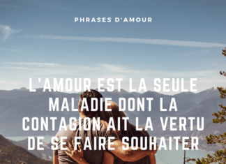 Phrase Amour Blanche Couple Plage