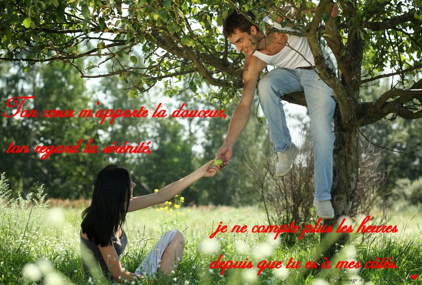 Messages De Tendresse Romantique Message Damour
