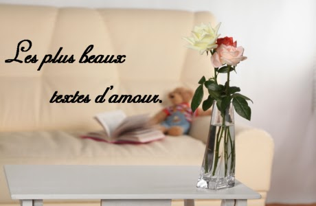 Textes Damour Message Damour