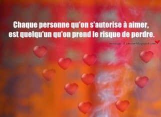 Phrase philosophique sur l'amour
