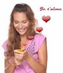 sms pour femme