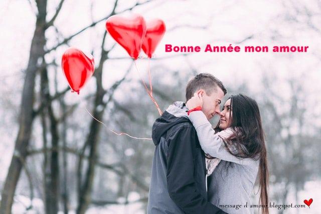 Sms De Bonne Année Romantique Message Damour