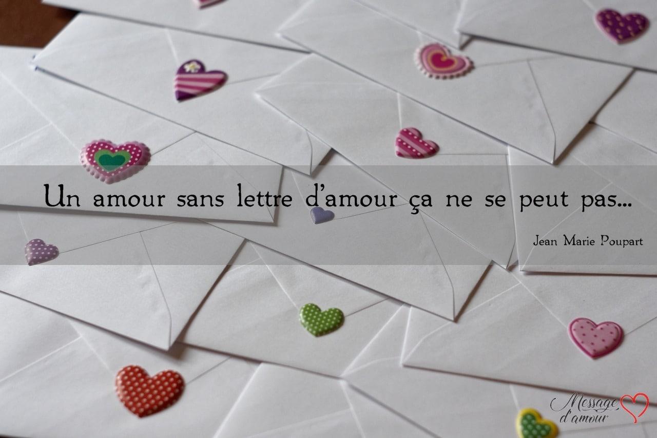 Lettre Damour Dune Femme à Un Homme Message Damour