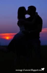 sms romantique