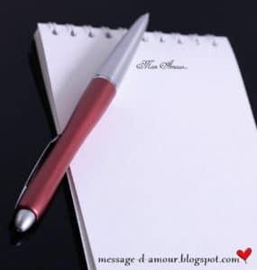 textes d 39 amour pour exprimer ses sentiments message d 39 amour. Black Bedroom Furniture Sets. Home Design Ideas
