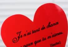 citation romantique