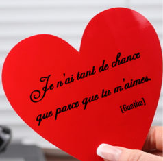 citation romantique