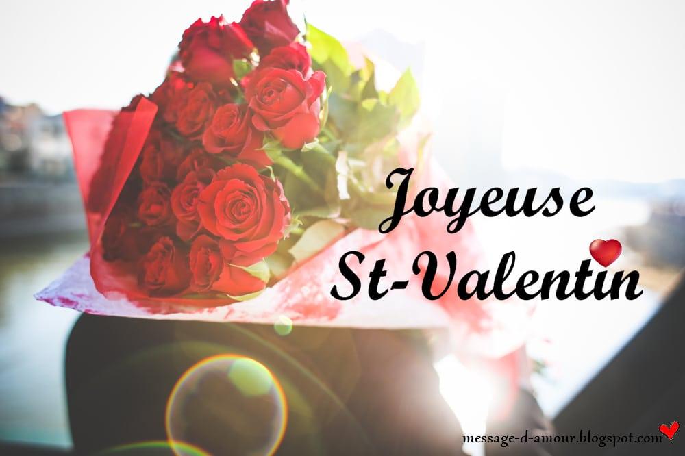 Mod les de textes pour la st valentin message d 39 amour - Les plus belles images de saint valentin ...