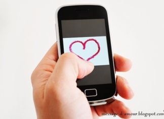 des idees sms d'amour