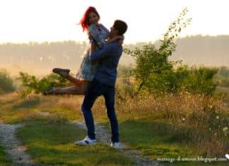 Ma copine et moi une histoire d'amour