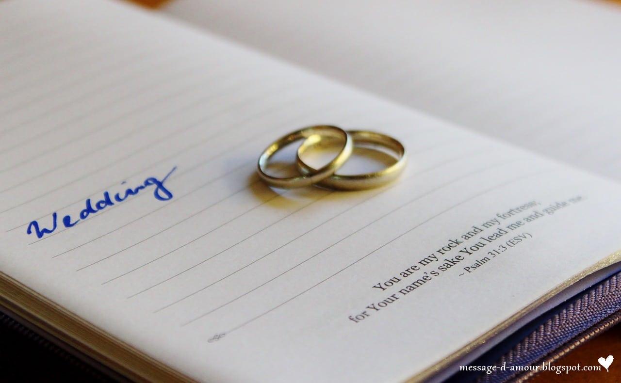 Lettre De Demande En Mariage Message Damour