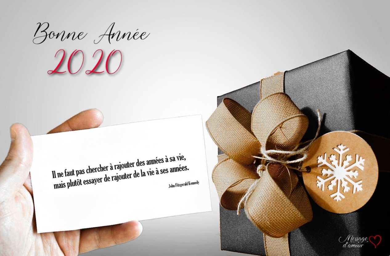 Textes De Voeux Bonne Année 2020 Message Damour