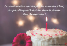 Carte anniversaire amour