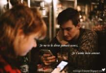 SMS pour exprimer son amour