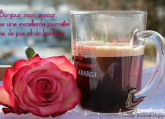 Bonjour Mon Amour Archives Message Damour