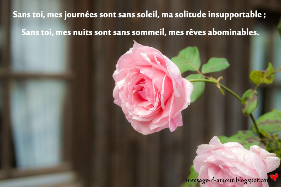 Message d'amour 2018