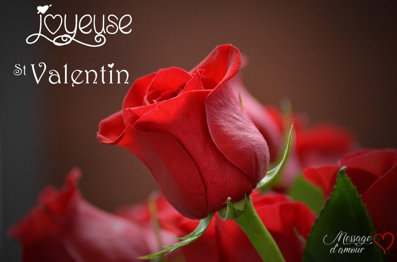 la plus belle carte saint valentin