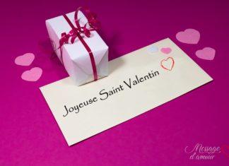 Beaux textes d'amour pour la Saint Valentin