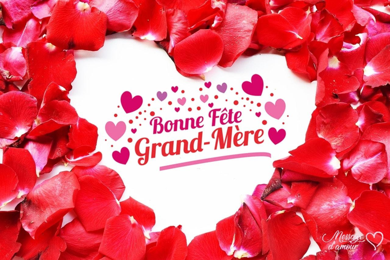 Message Pour La Fête Des Grand Mères Message D Amour