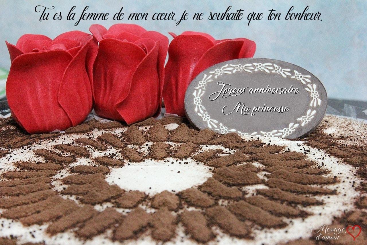 Textes Pour Souhaiter Joyeux Anniversaire A Sa Cherie Message D Amour