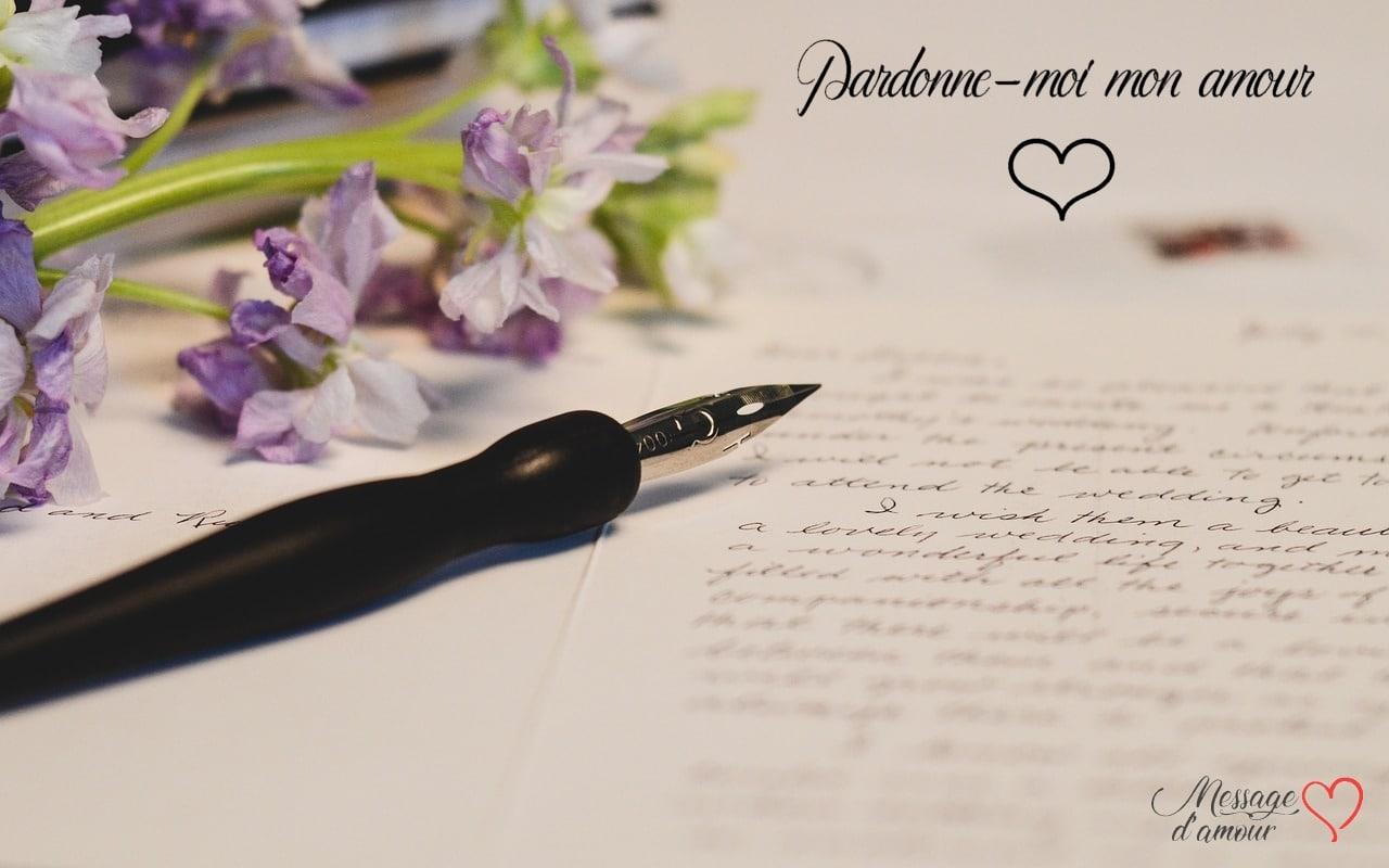 Lettres Damour Pour Se Réconcilier Après Une Dispute