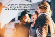 Texte d'amitié