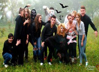 Halloween, une fête délirante