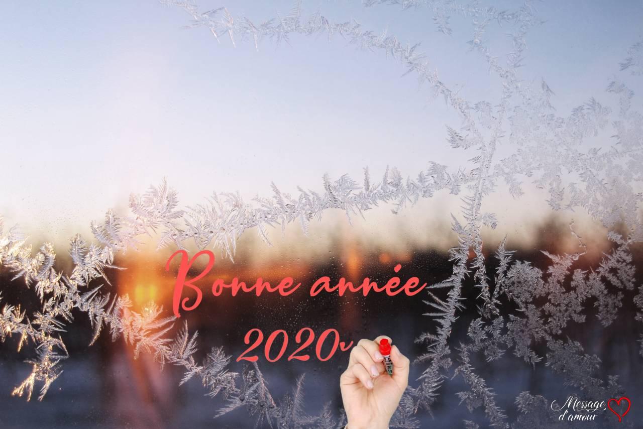 Idées De Messages Bonne Année 2020 Message Damour