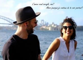 Messages d'amour drôles pour sa copine
