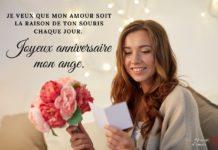 Messages pour dire joyeux anniversaire ma femme chérie