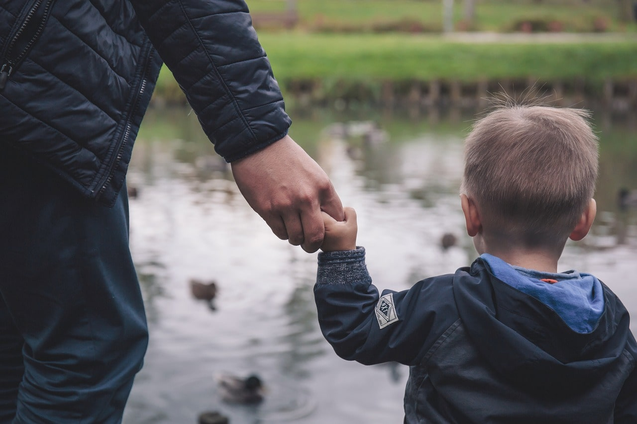 Fête des pères messages, d'un fils à son père