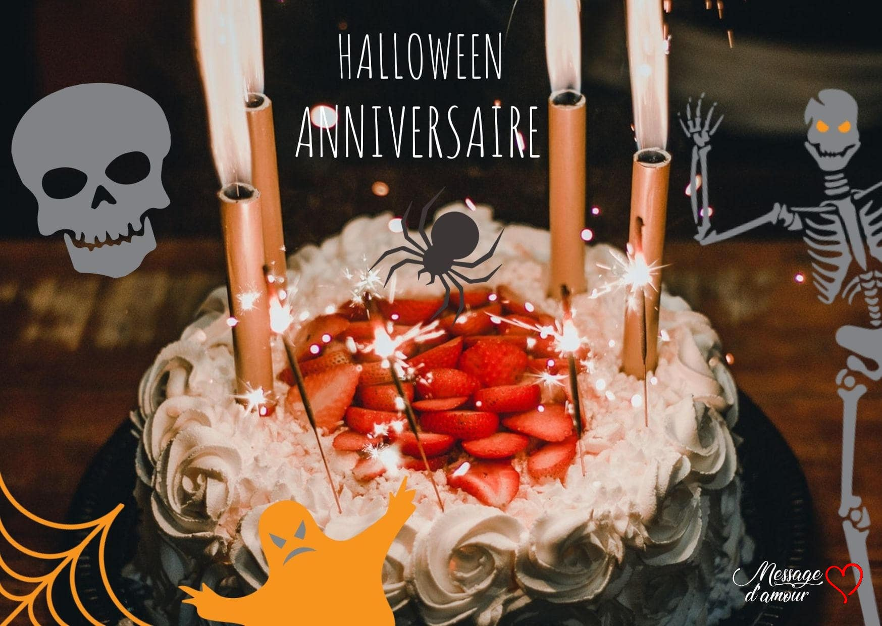 Anniversaire Halloween