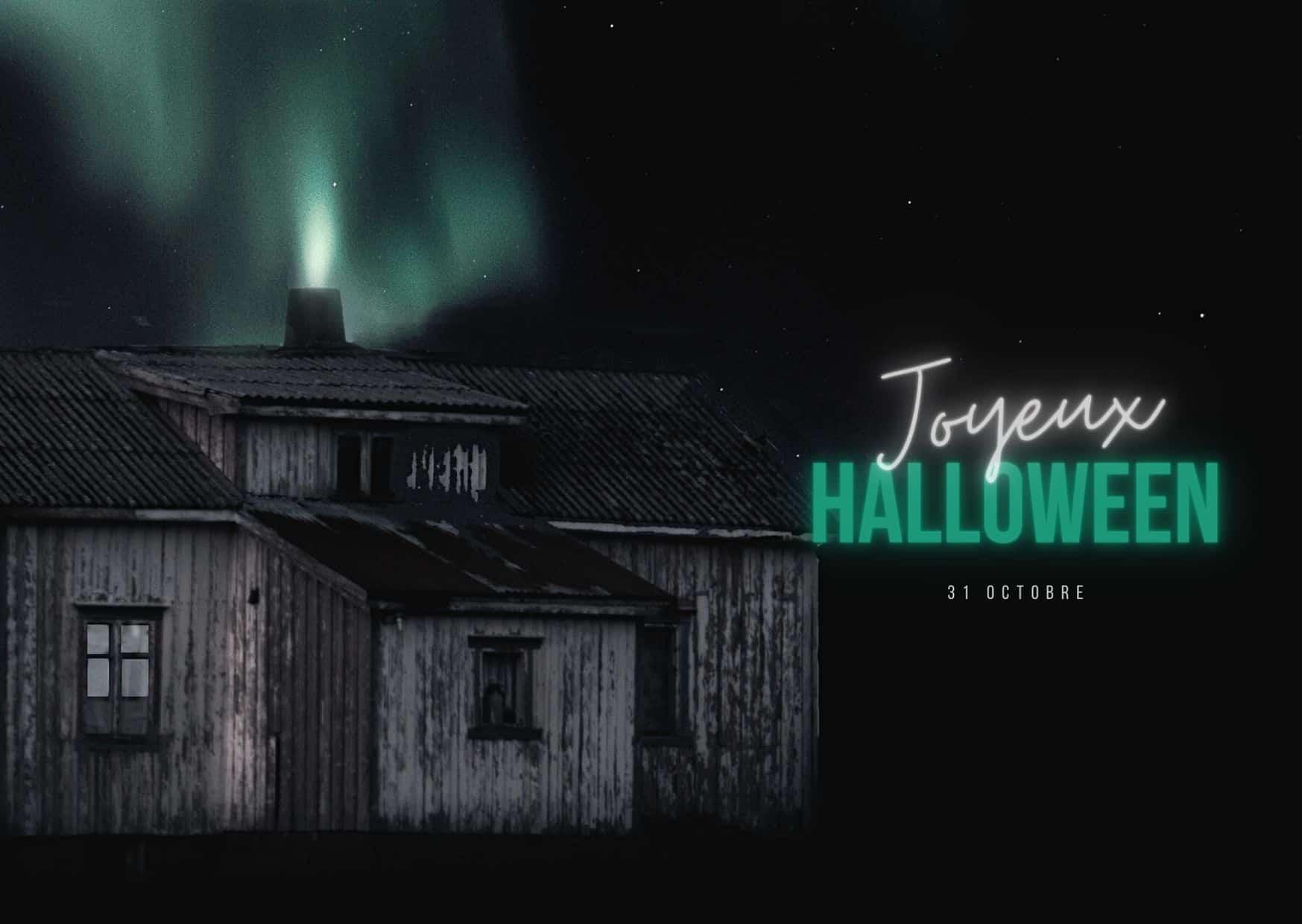 31 octobre joyeux halloween