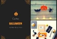 Carte joyeux halloween humour