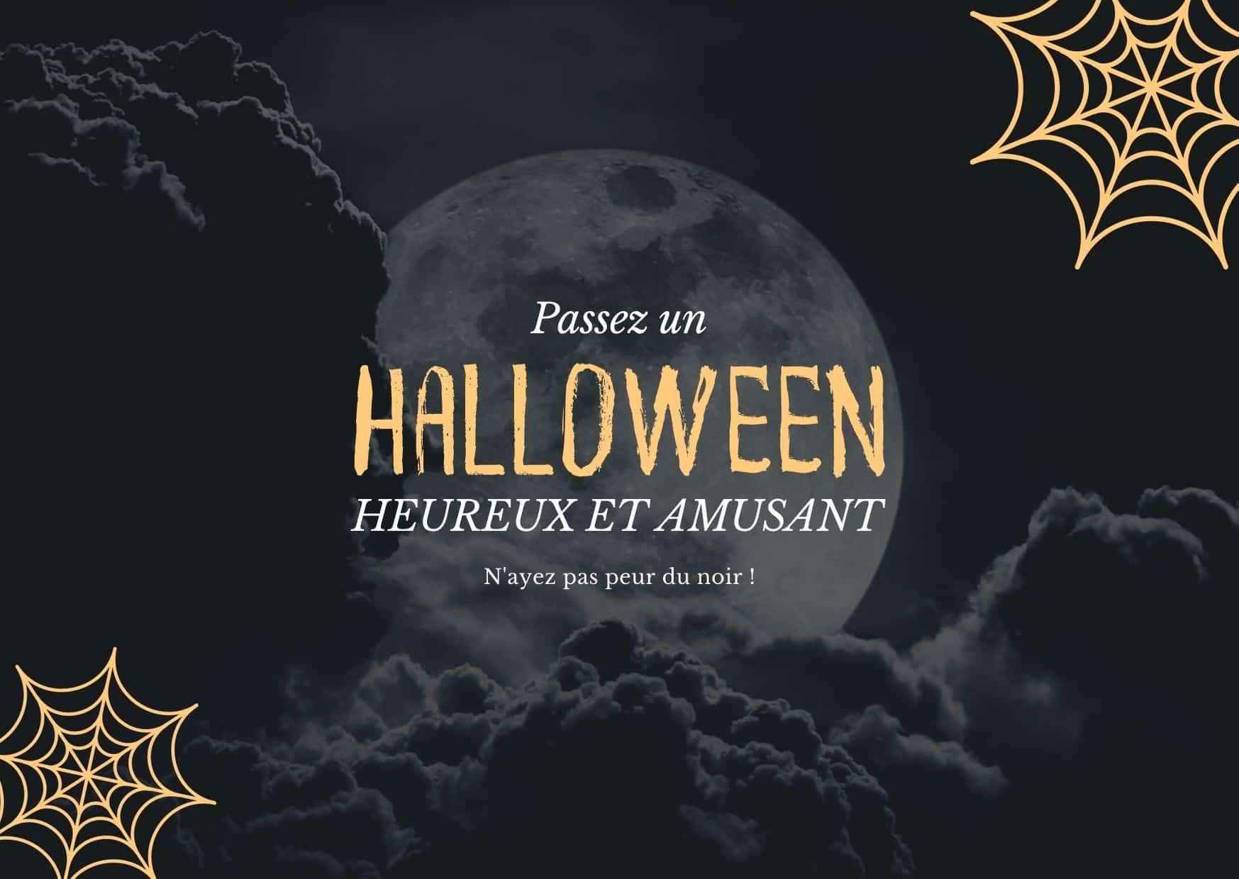 carte gratuite halloween