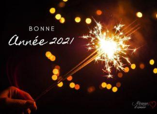 bonne année 2021 image